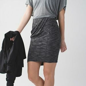 Lululemon & go everywhere skirt